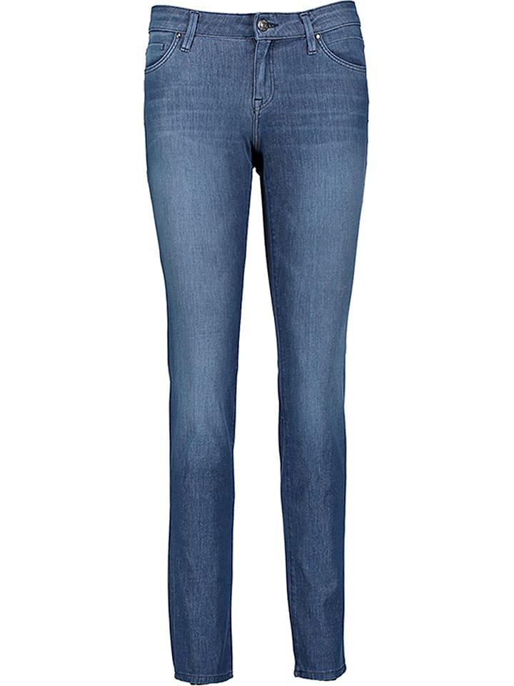 """Mavi Jeans Jeans """"Sophie"""" - Slim Skinny - in Blau"""