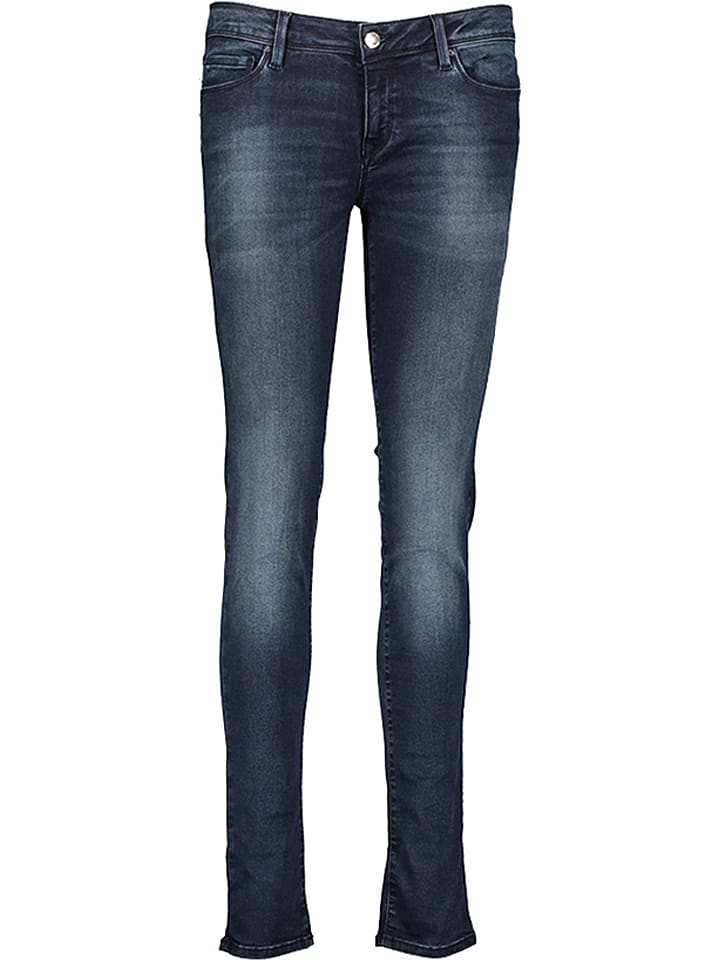 """Mavi Jeans Dżinsy """"Adriana"""" - Super Skinny - w kolorze granatowym"""