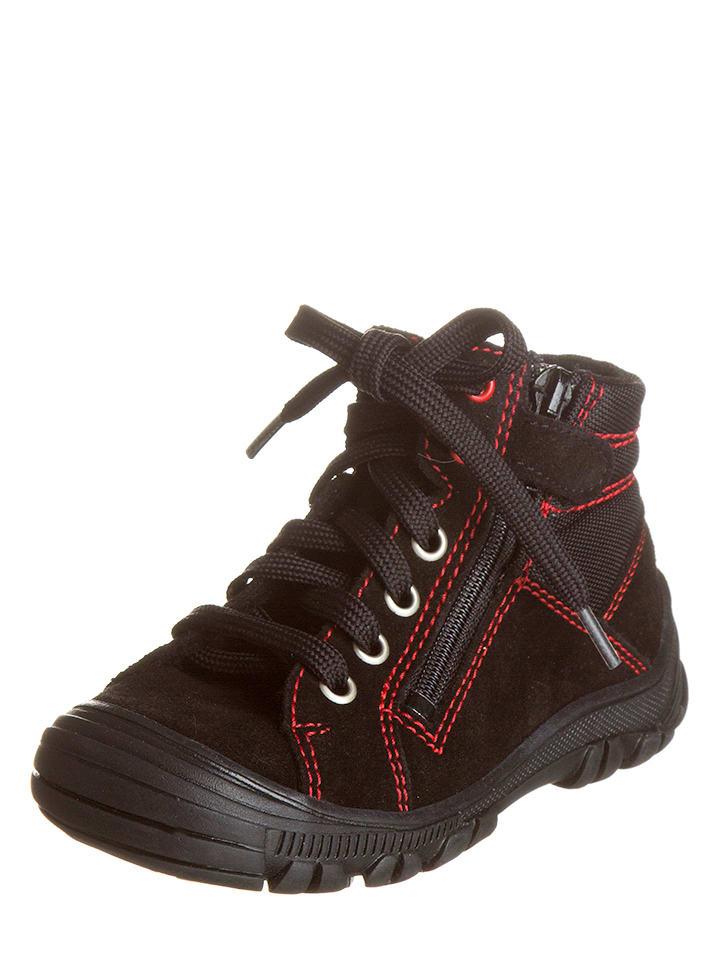 Richter Shoes Sneakersy w kolorze ciemnobrązowym