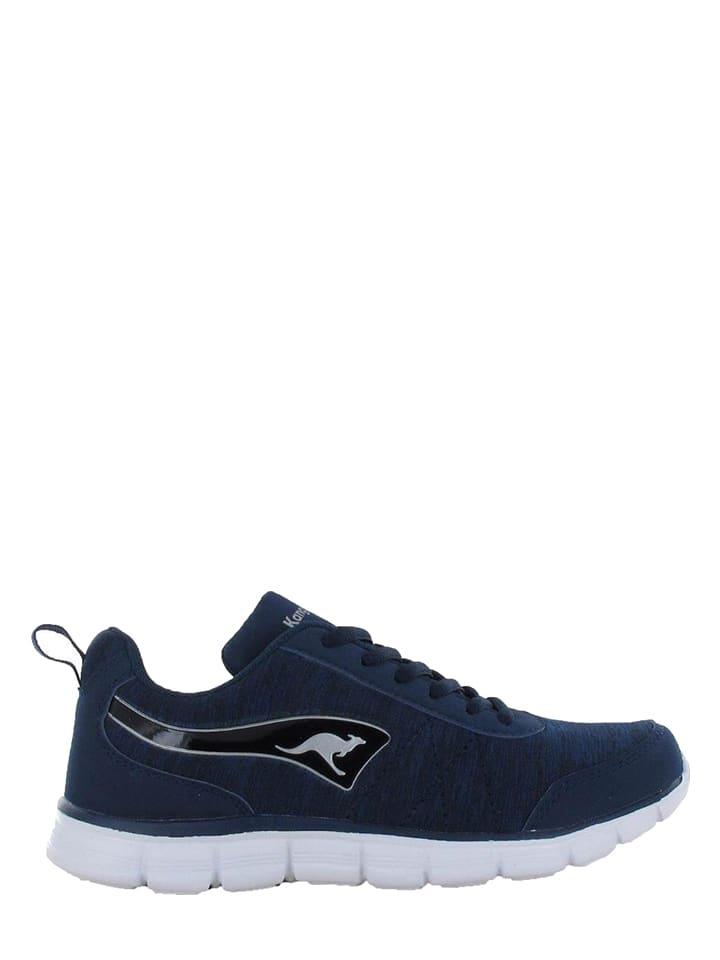 """Kangaroos Chaussures de course """"KR Run"""" - bleu foncé"""