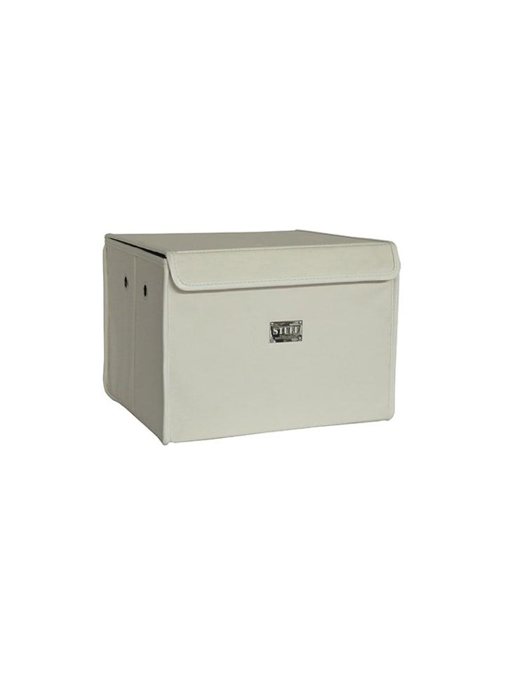 online retailer dfb71 946c6 Pudełko w kolorze kremowym - (S)35 x (W)26 x (G)32 cm ...