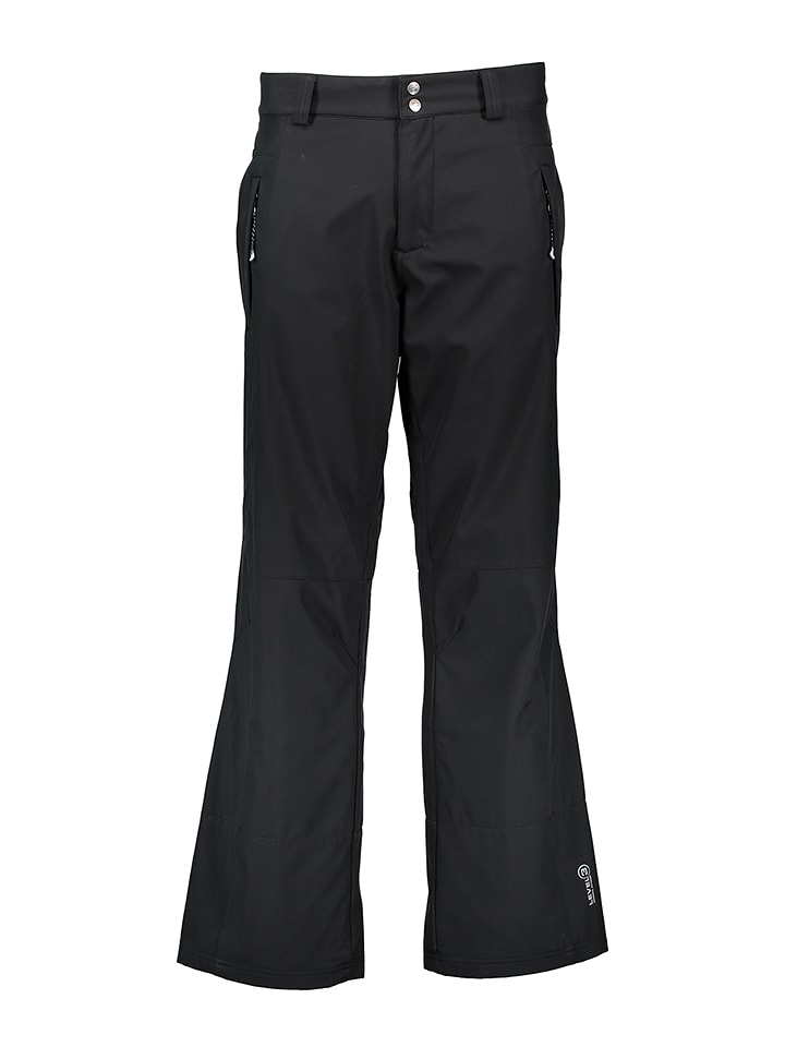"Killtec Pantalon softshell ""Salmun"" - noir"