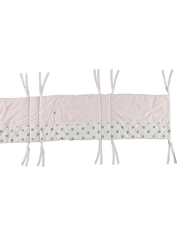 Absorba Stootkussen lichtroze - (L)200 x (H)45 cm