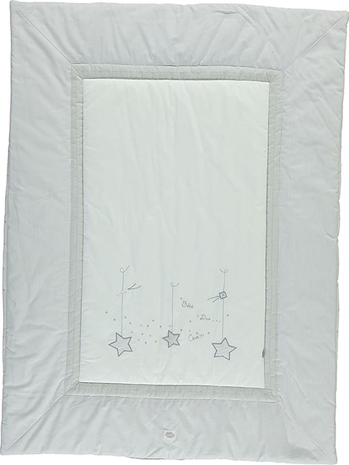 Absorba Narzuta w kolorze szarym - 120 x 90 cm