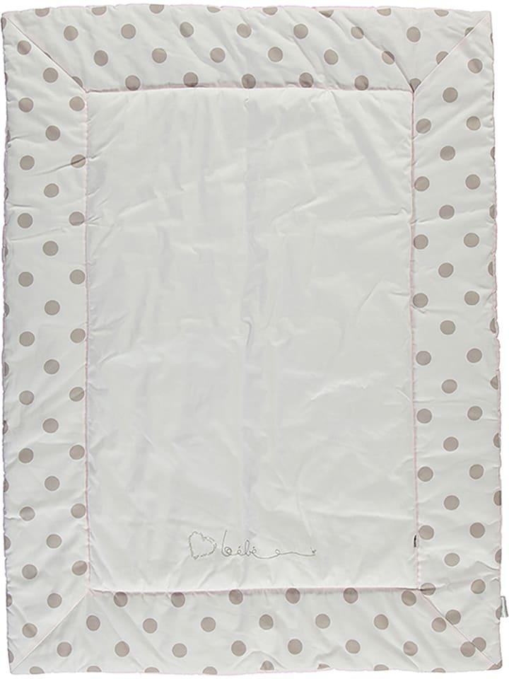 Absorba Narzuta w kolorze jasnoróżowym - 120 x 90 cm