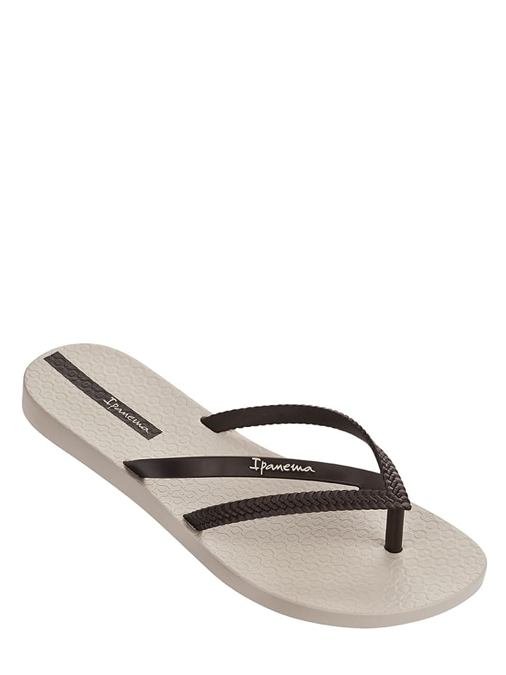 Ipanema Zehentrenner ´´Bossa´´ in Beige - 65% | Größe 41/42 | Damen sandalen