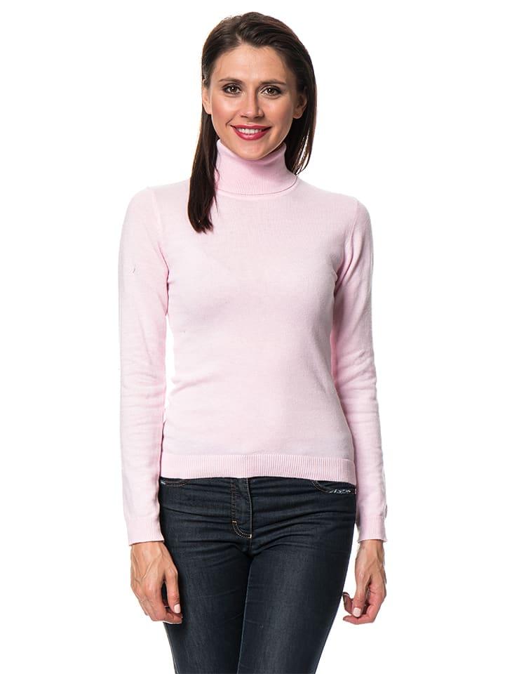 ASSUILI Pullover in Rosa