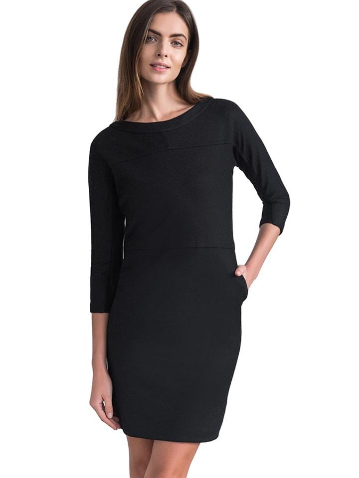 TATUUM Sukienka w kolorze czarnym