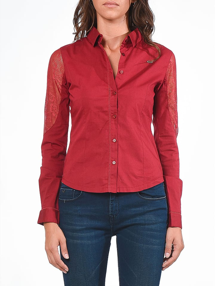 Kaporal Blouse rood