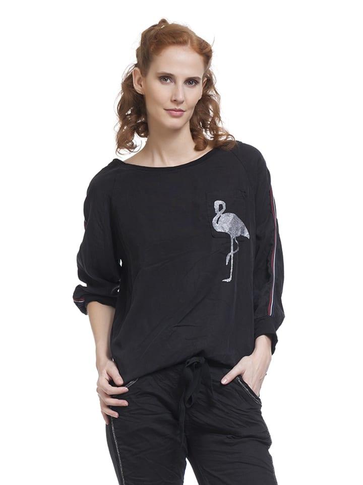 Tantra Koszulka w kolorze czarnym
