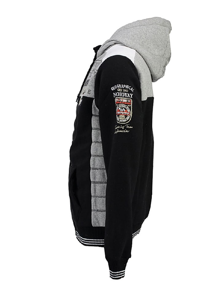 4aa7649ff1f80 Geographical Norway - Sweat zippé