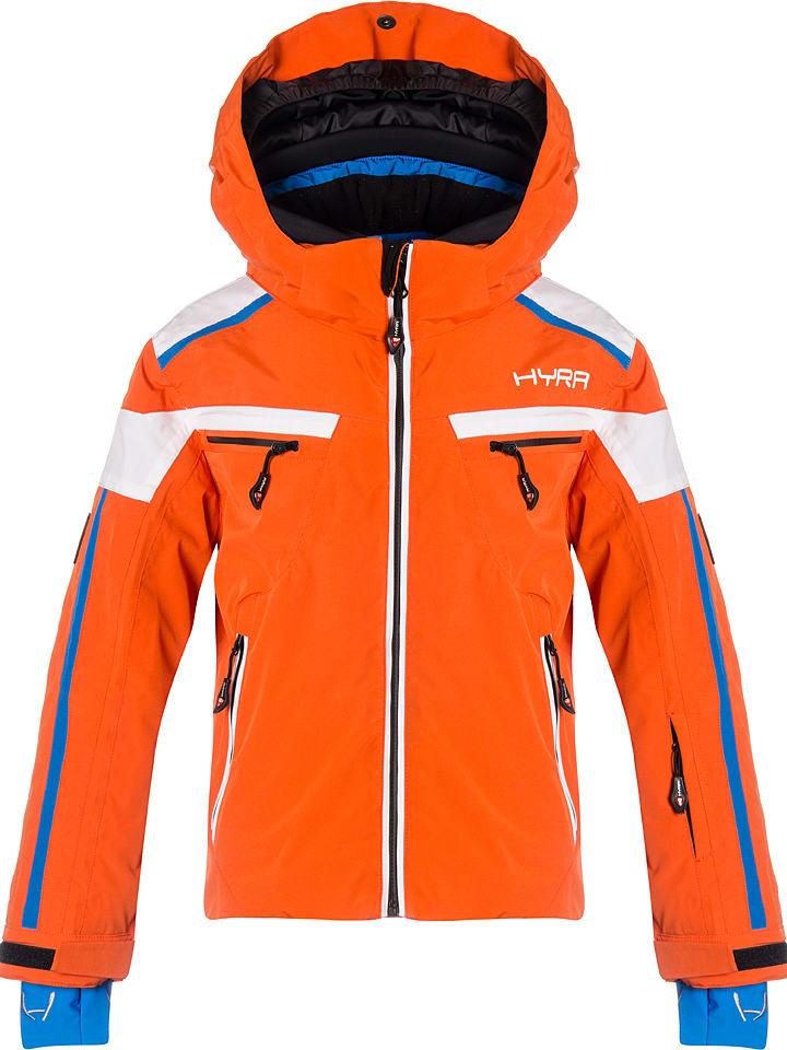 Hyra  Ski-/ Snowboardjacke ´´Universal Evolution´´ in Orange   62% Rabatt   Größe 140   Kinder outdoor   06546026150496