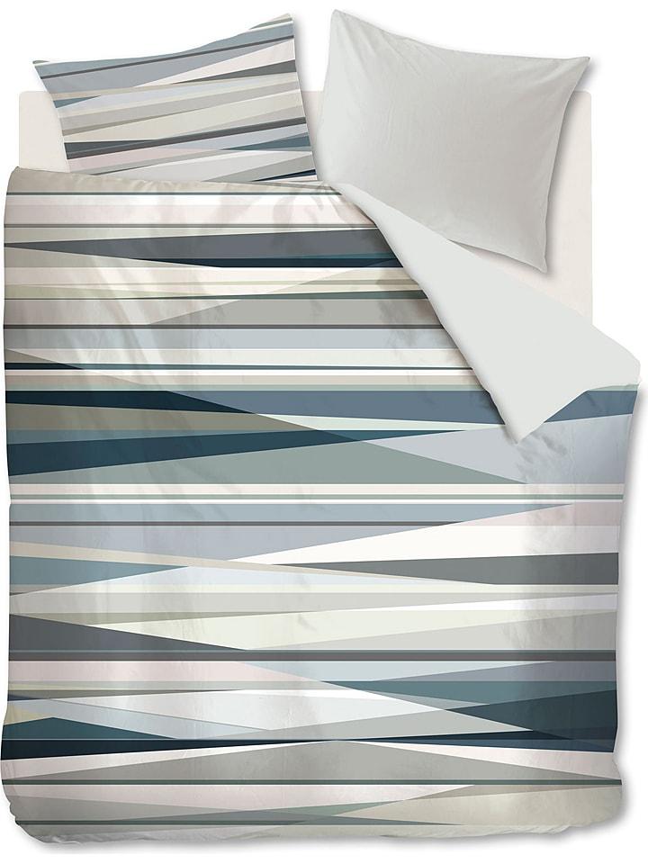 Kardol Mako Satin Bettwäsche Set Rayons In Grau 31 Größe