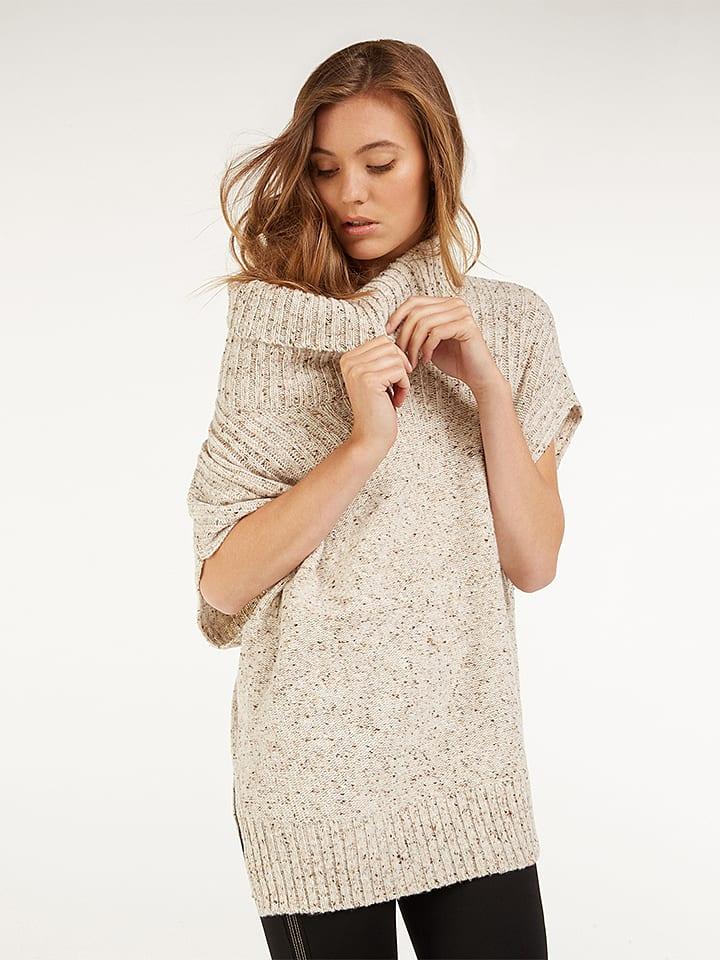 Rodier Sweter w kolorze beżowym