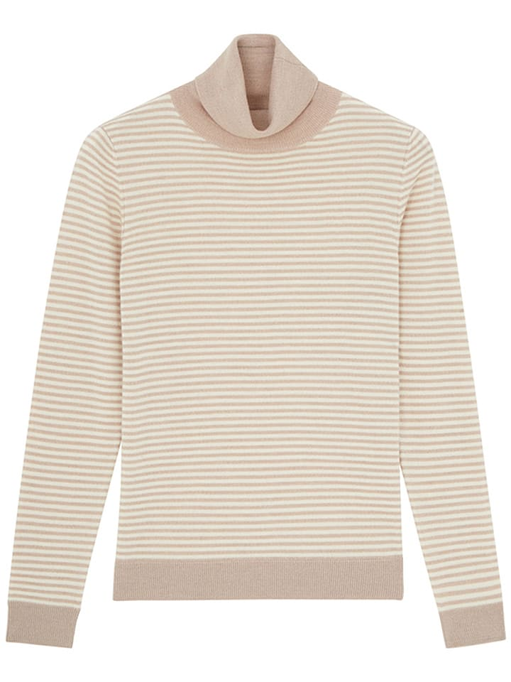Rodier - Woll-Pullover in Beige   limango Outlet 9de804a7cb