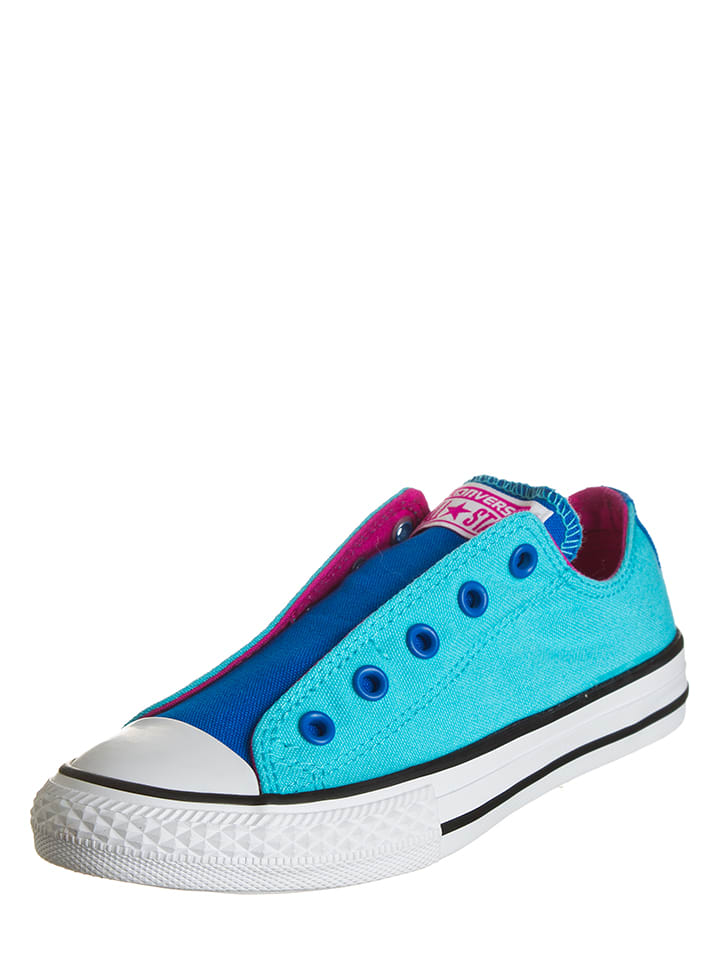 15dcef5cfe8be Converse - Baskets - bleu turquoise