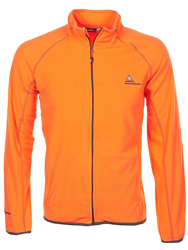 "Peak Mountain Fleecevest ""Cafone"" orange"