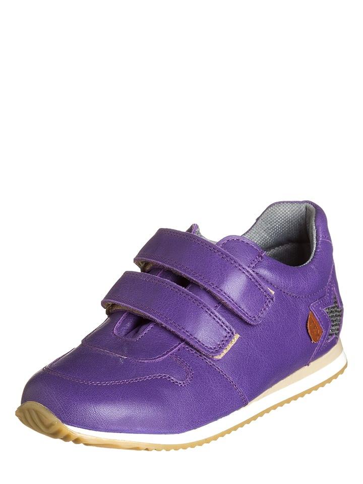 BO-BELL Leren sneakers violet