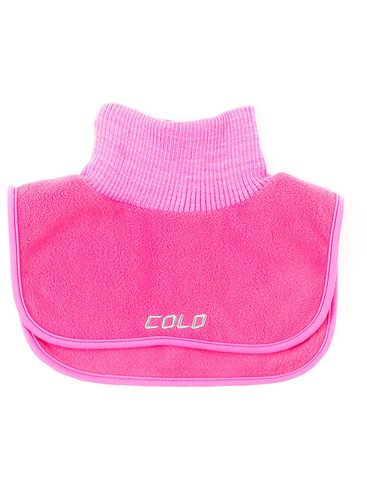 COLD Ocieplacz karku w kolorze różowym
