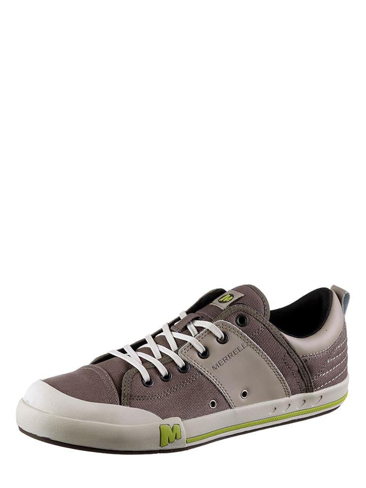 Merrell Sneakersy w kolorze brązowo-beżowym
