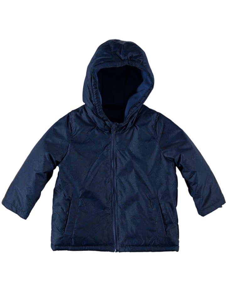 Tom Tailor Winterjas donkerblauw