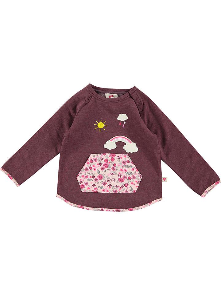 Paglie Bluza w kolorze fioletowym