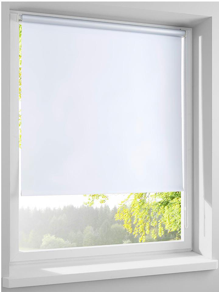 Heine home Roleta w kolorze białym