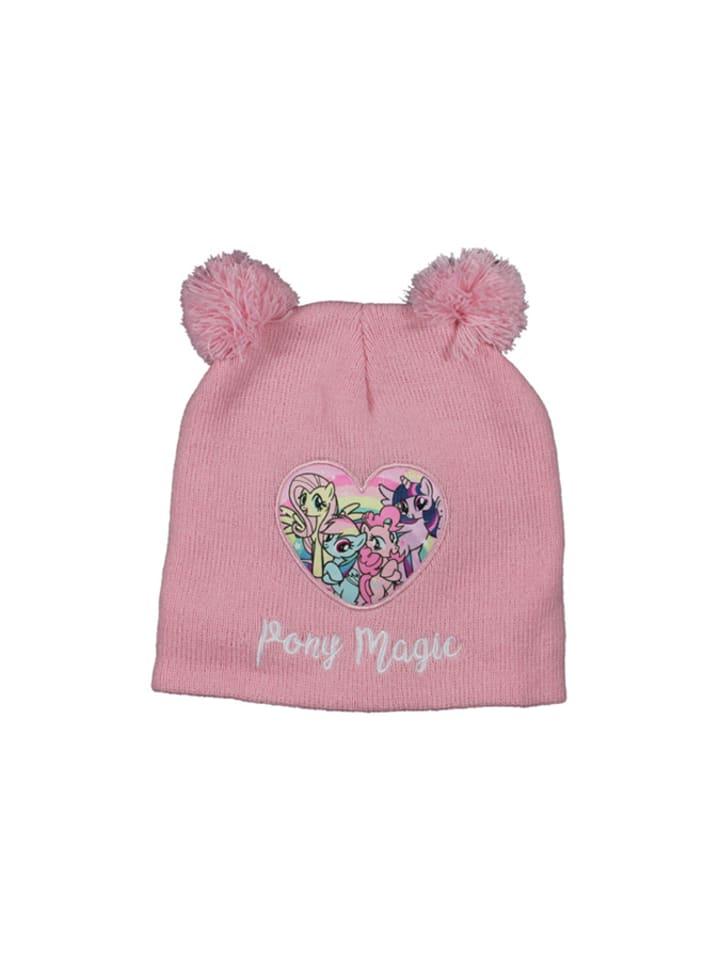 Disney Czapka w kolorze różowym