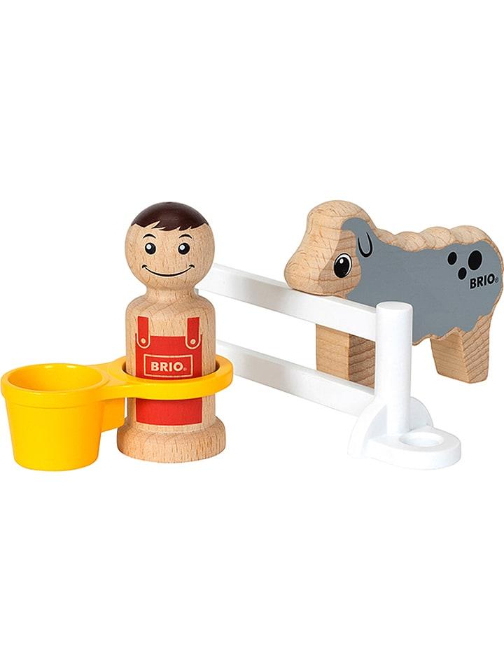 Brio 4-delige boerderijset - vanaf 18 maanden