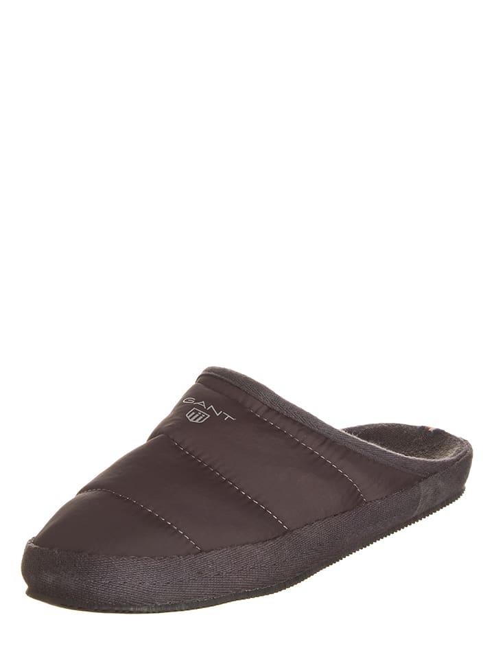 """GANT Footwear Hausschuhe """"Chester"""" in Anthrazit"""