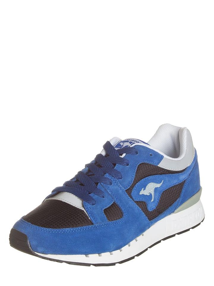 "Kangaroos Sneakersy ""Coil-R1"" w kolorze niebieskim"