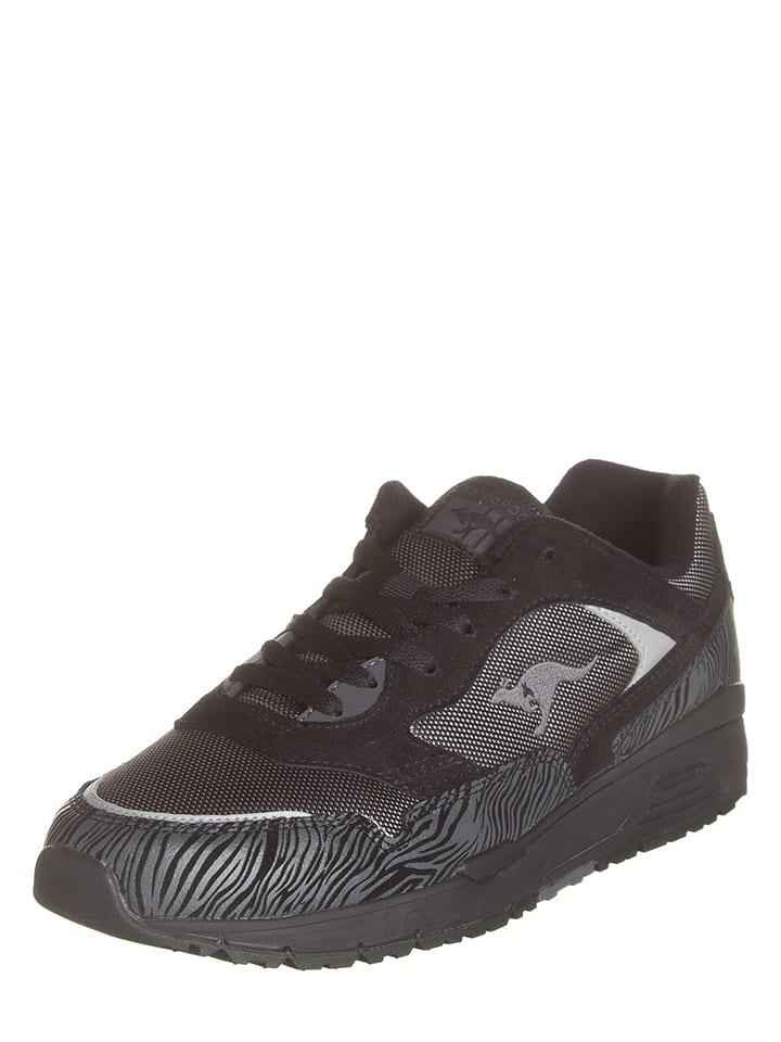 """Kangaroos Sneakersy """"Ultimate"""" w kolorze czarnym"""