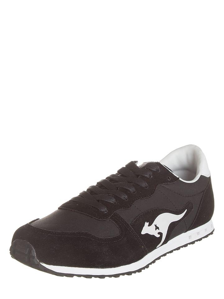 """Kangaroos Sneakersy """"Blaze IV"""" w kolorze czarnym"""