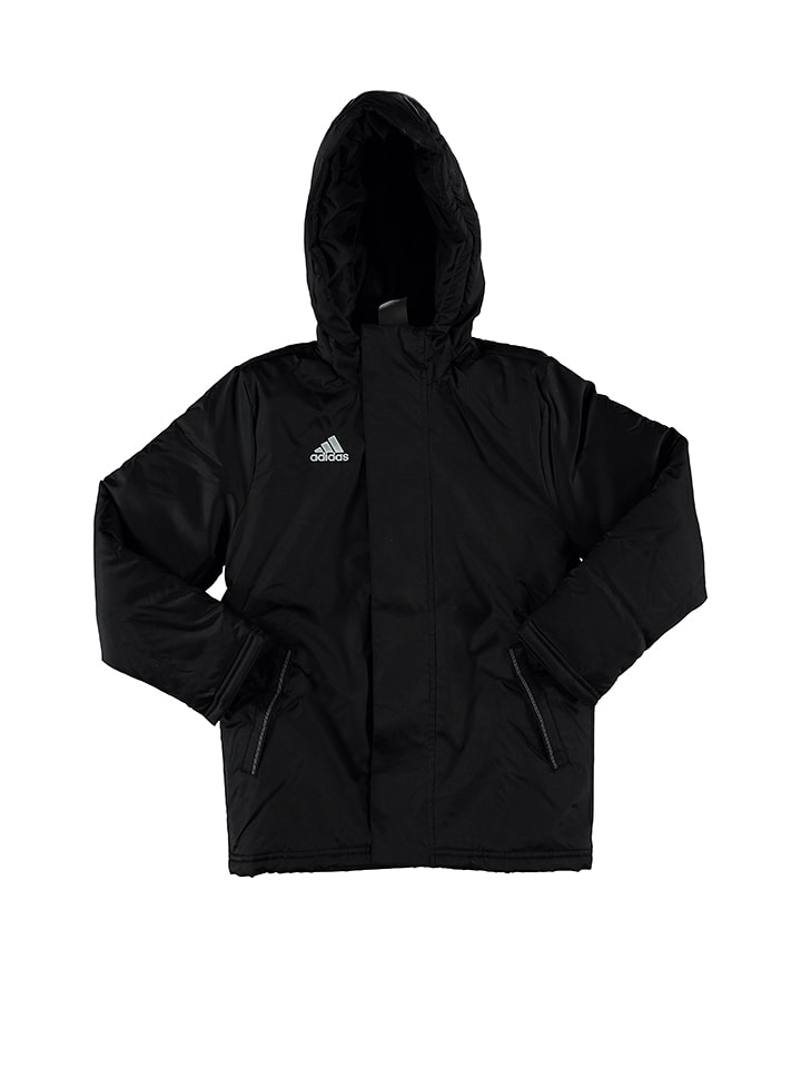 Adidas Jacke in Schwarz | 54% Rabatt | Größe 164 | Kinderjacken | 04055014019544