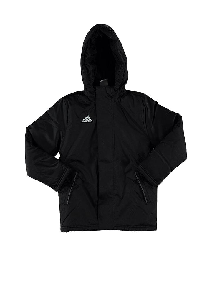 Adidas Kurtka w kolorze czarnym