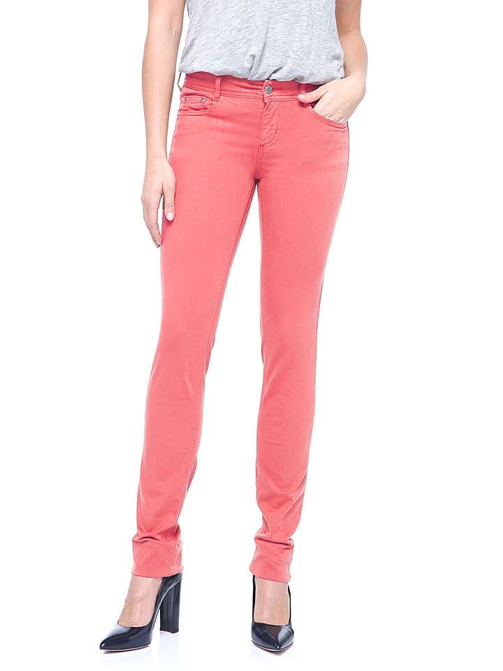 """CIMARRON Spodnie """"Cassis Raso"""" w kolorze jasnoróżowym"""