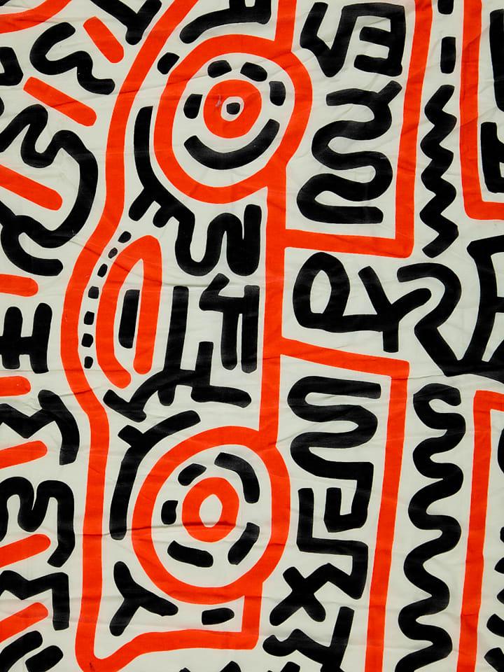 Plomo O Plata - Foulard à teneur en soie - beige orange noir - 140 x 100 cm    Outlet limango ea257efe199