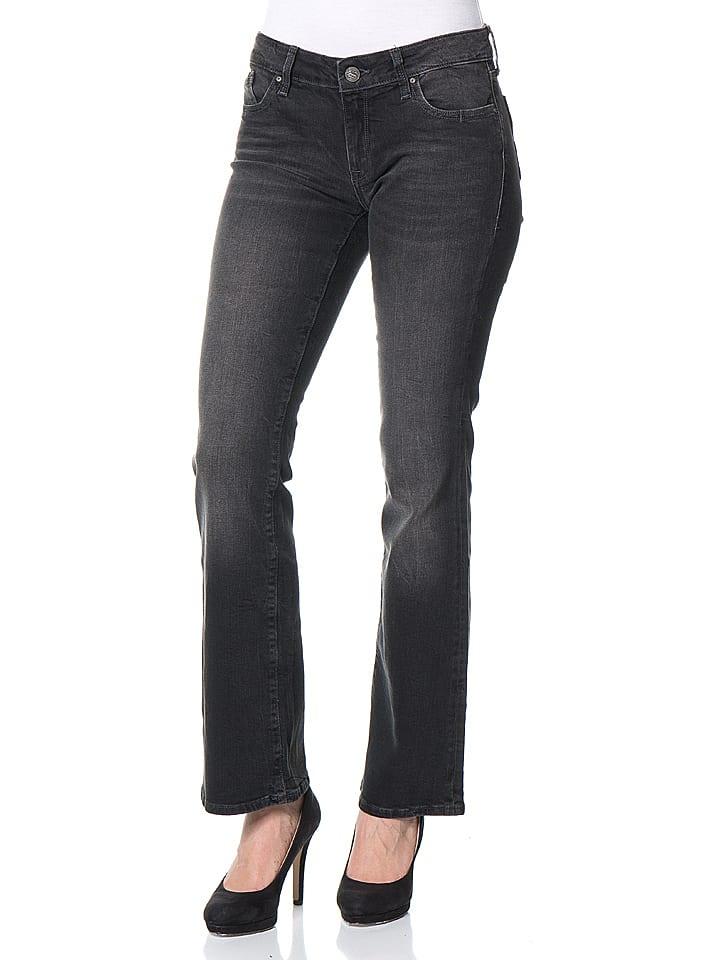 """Mavi Jeans Dżinsy """"Bella"""" - Slim fit - w kolorze szarym"""