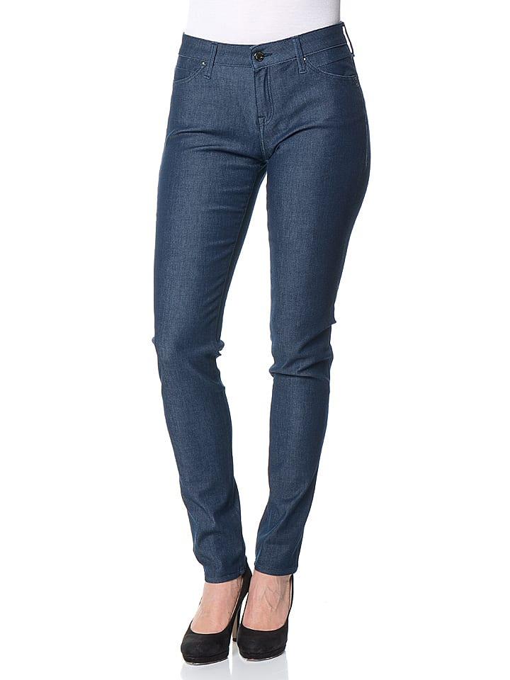 """Mavi Jeans Dżinsy """"Nicole"""" - Super Skinny - w kolorze niebieskim"""