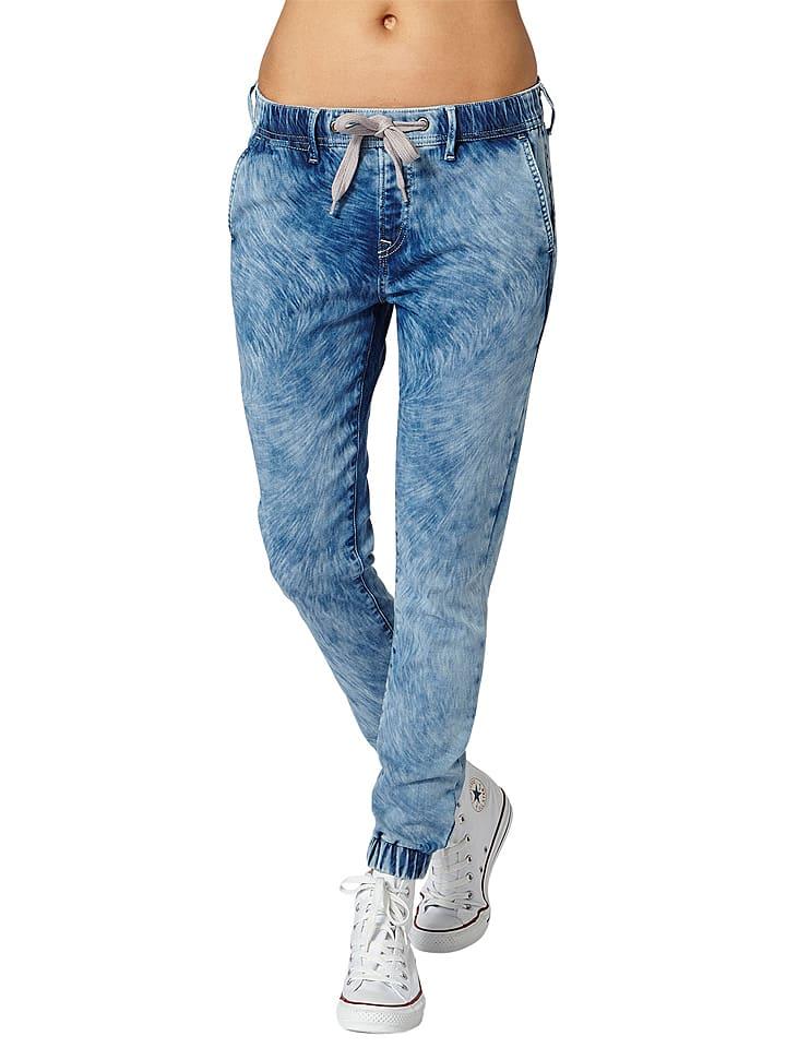 Pepe Jeans Dżinsy w kolorze niebieskim