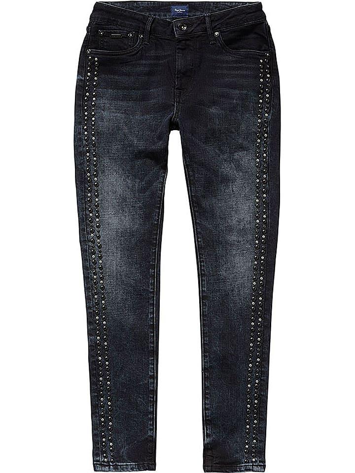 "Pepe Jeans Dżinsy ""Bowie"" - Regular fit - w kolorze granatowym"