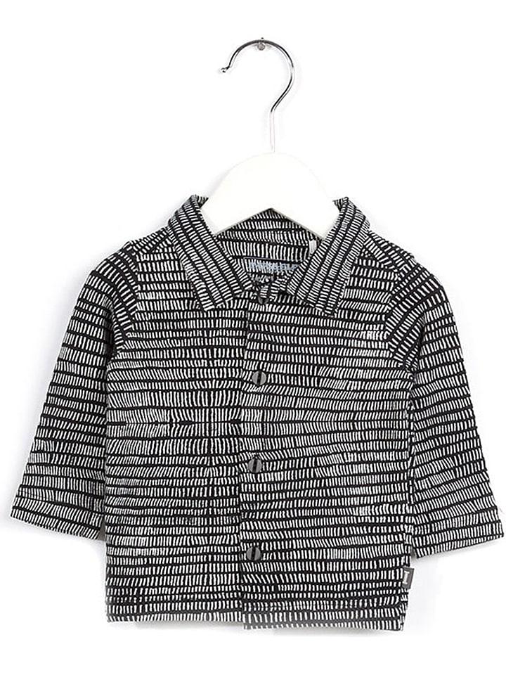 Imps & Elfs Chemise - noir/blanc