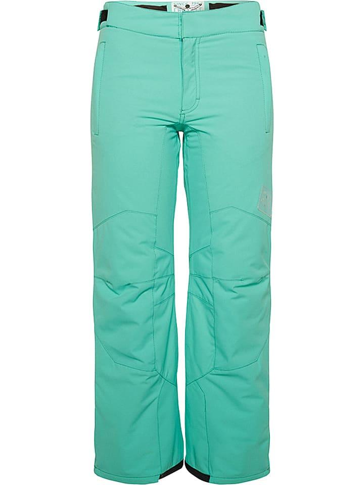 """Chiemsee Spodnie narciarskie """"Kizzy 2"""" w kolorze turkusowym"""