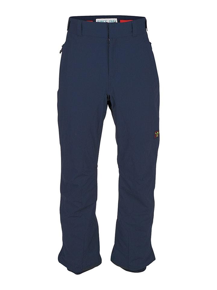 """Chiemsee Pantalon de ski/snowboard """"Oli"""" - bleu foncé"""