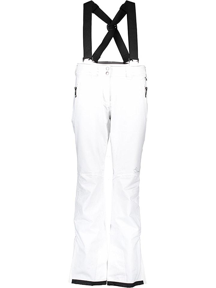 """Dare 2b Spodnie narciarskie """"Stand For Pant II"""" w kolorze białym- regular"""
