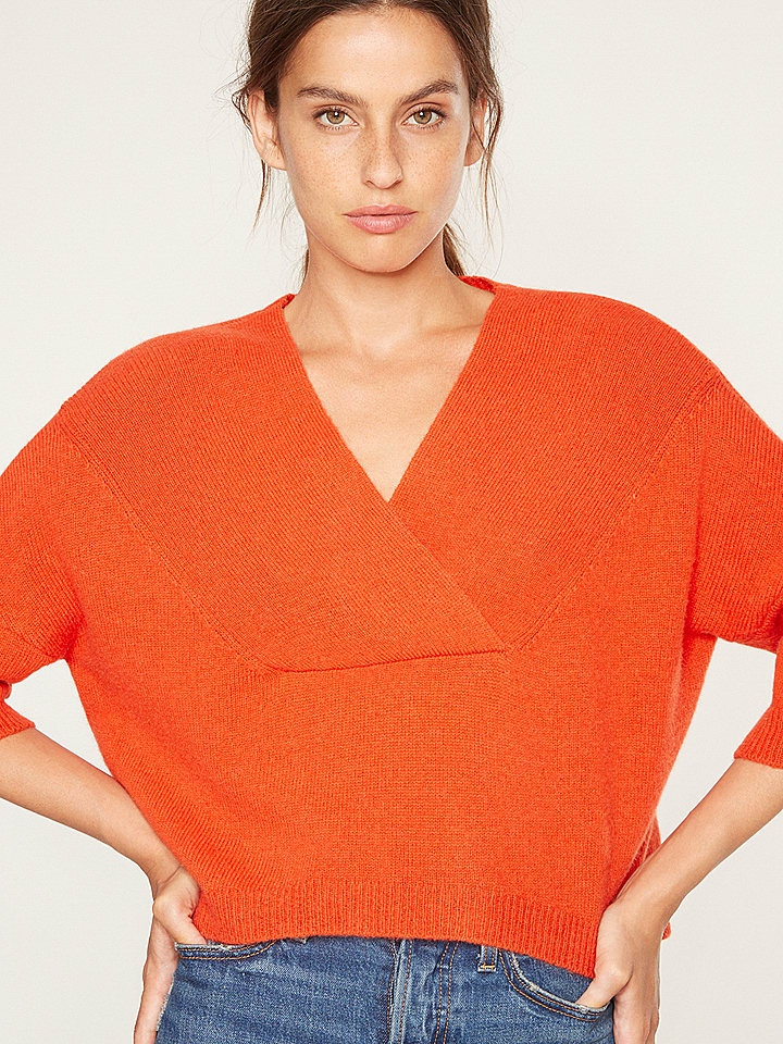 Rodier - Pullover in Orange   limango Outlet f1d6f0e990