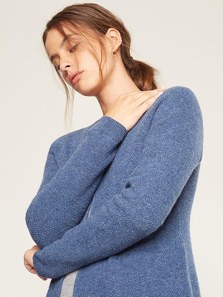 Rodier - Woll-Cardigan in Blau   limango Outlet b76a61edd4