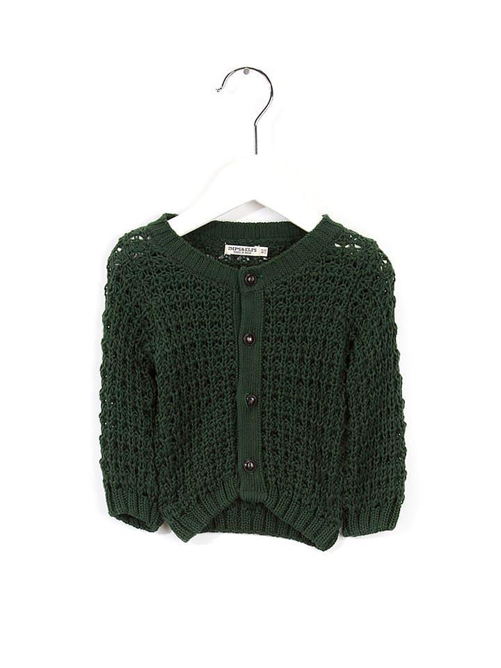 Imps & Elfs Vest groen