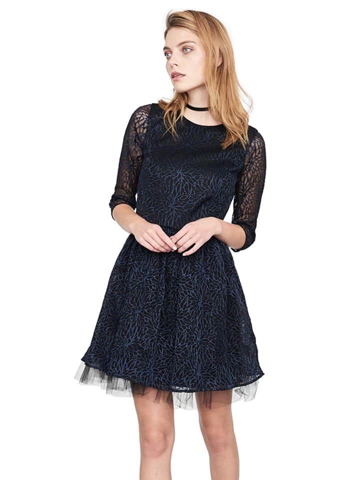 65c3734e46 Sukienka w kolorze granatowym - Simple - Wyprzedaż w Outlet Limango