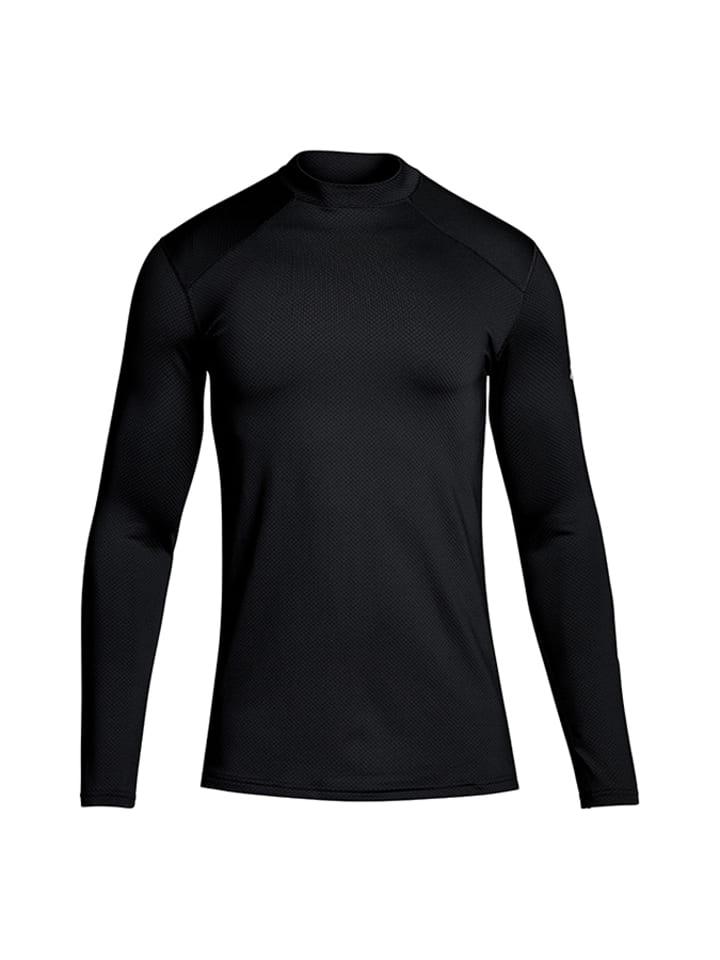 Under Armour Koszulka w kolorze czarnym